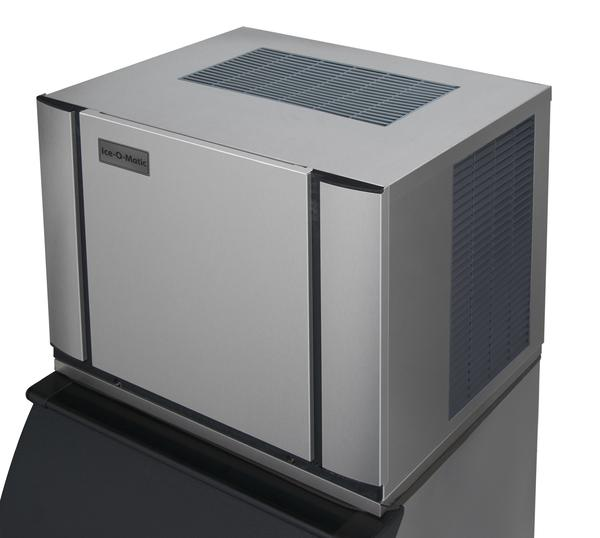 "Ice-O-Matic CIM0826HA Elevation Series Half Cube Ice Maker, 22"" Wide, 208-230V, 896lb/24hrs"