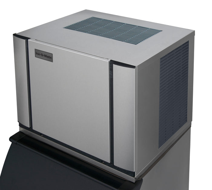 "Ice-O-Matic CIM1126HR Elevation Series Half Cube Ice Maker, 22"" Wide, 208-230V, 968lb/24hrs"