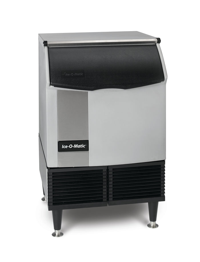 "Ice-O-Matic ICEU150HA ICE Series Self Contained Half Cube Ice Maker, 24"" Wide, 115V, 185lb/24hrs"