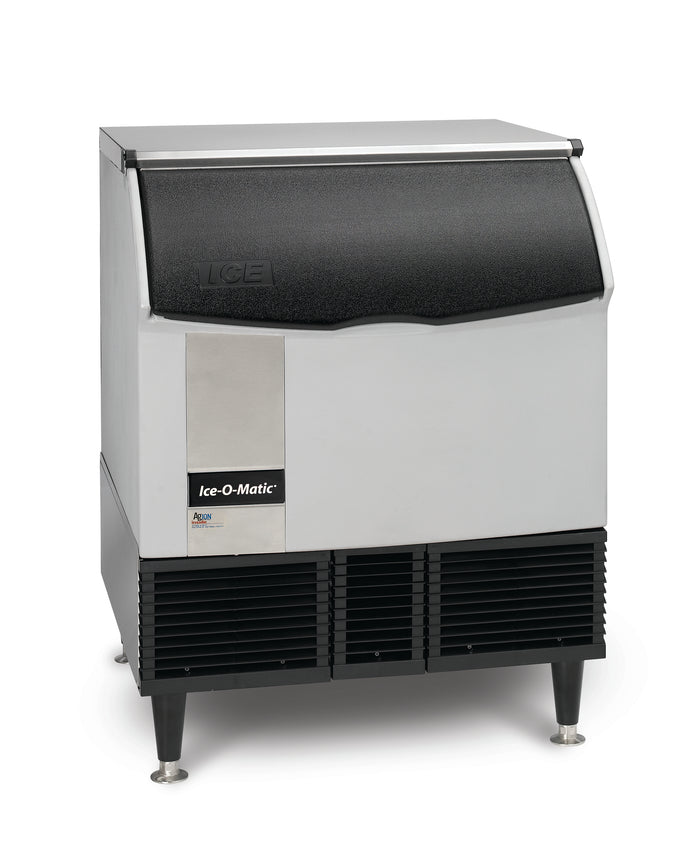 "Ice-O-Matic ICEU300FW ICE Series Self Contained Full Cube Ice Maker, 24"" Wide, 208-230V, 356lb/24hrs"