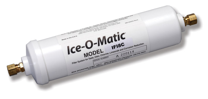 Ice-O-Matic IFI8C Inline Water Filter