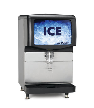 Ice-O-Matic IOD250 Countertop Ice Dispenser