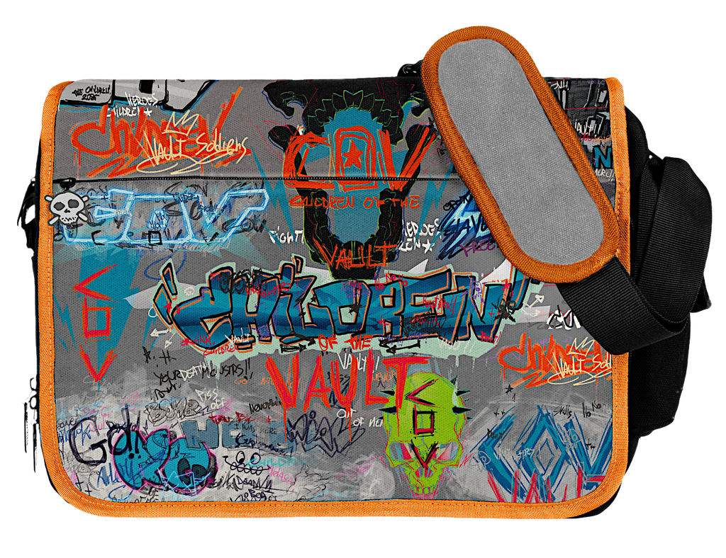 Borderlands 3 Messenger Bag: Children of the Vault