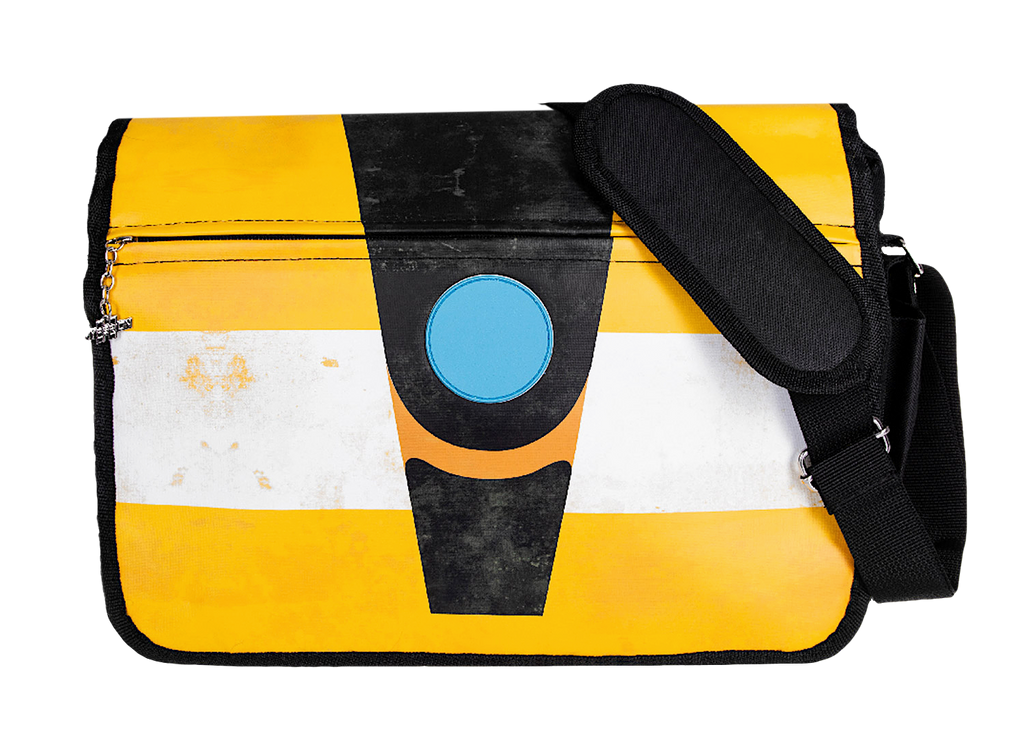 Borderlands 3 Messenger Bag: Claptrap