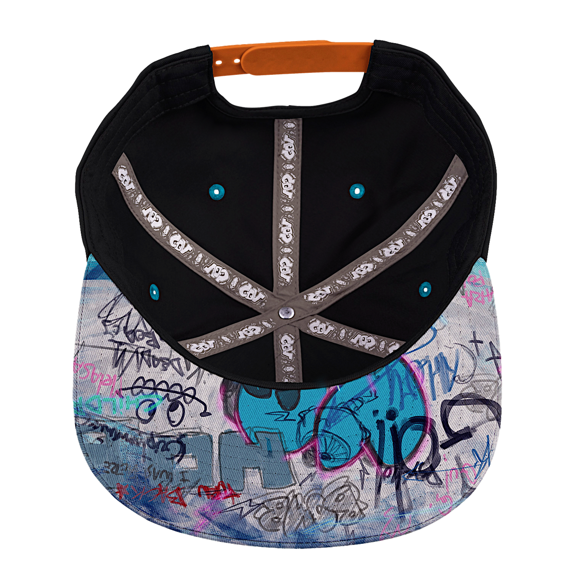 Borderlands 3 Snapback Cap: Wildstyle