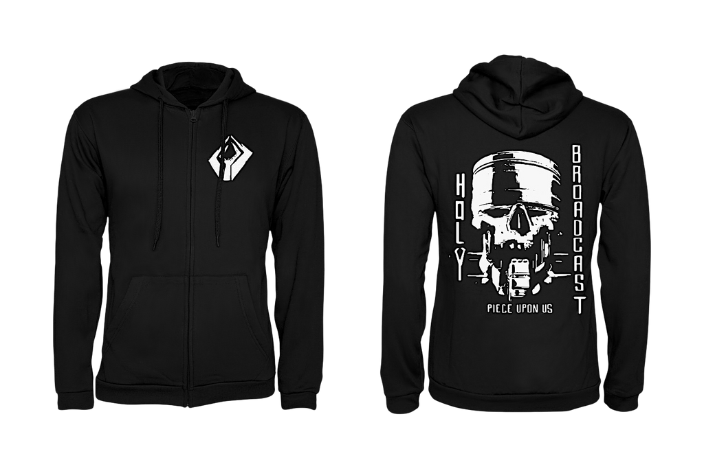 Borderlands 3 Zip-Up Hoodie: Holy Broadcast