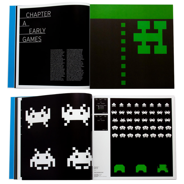 Push Start – The Art of Games Artbook