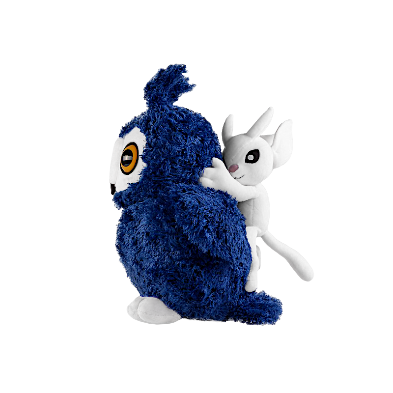 Ori and the Will of the Wisps Plüsch Bundle: Ori & Ku 33cm