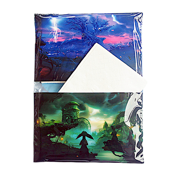 Ori and the Blind Forest: Mini Tissues