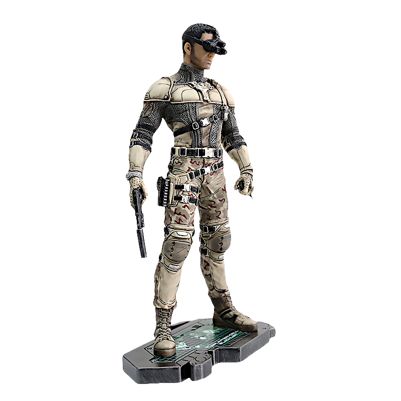 Splinter Cell Blacklist Statue: Sam Fisher 24cm
