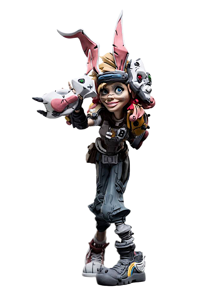 Borderlands 3 Mini Epics Statue: Tyni Tina 16cm