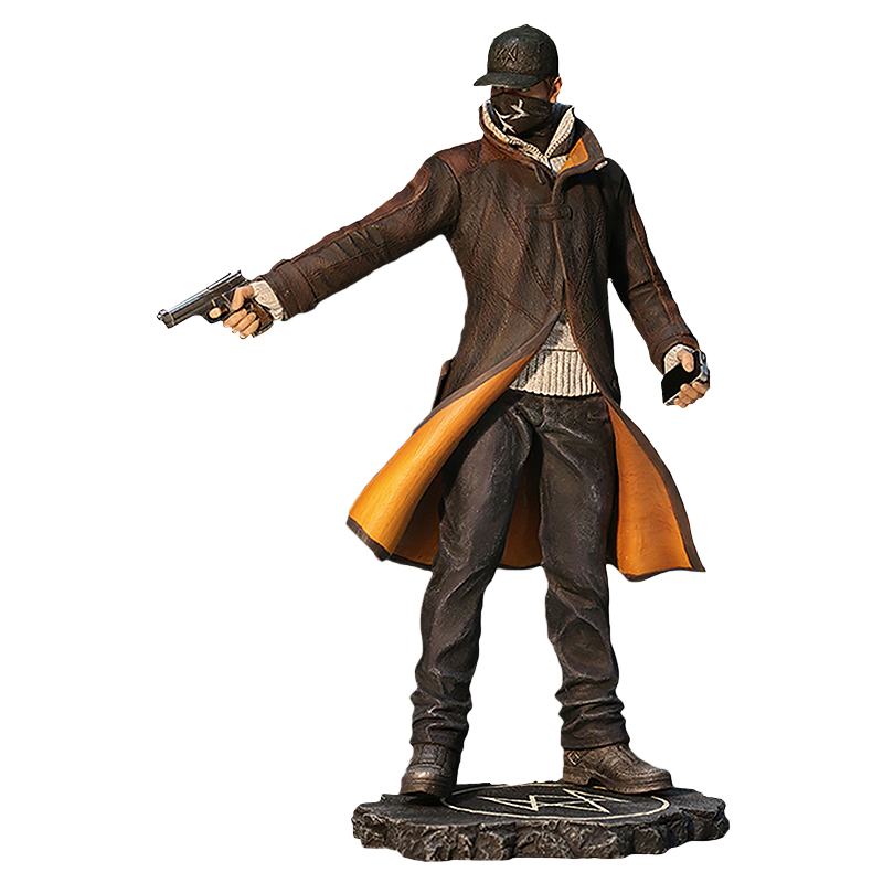 Watch Dogs Statue: Aiden Pearce
