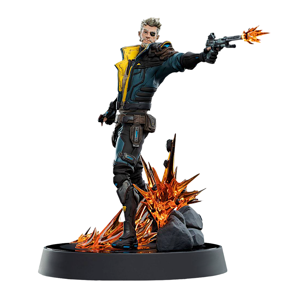 Borderlands 3 Figures of Fandom Statue: Zane 22cm