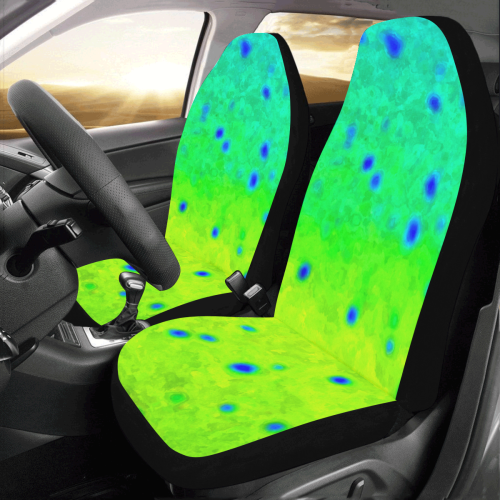 Mahi Print Car Seat Covers (Set of 2)