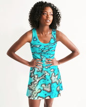 Load image into Gallery viewer, Barrier Reef Women's Racerback Dress