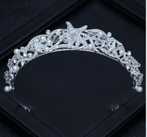 Starfish Tiara Headband