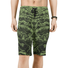 Load image into Gallery viewer, Mermaflage Dark Men's Board Shorts
