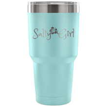 Load image into Gallery viewer, Salty Girl Stainless Steel 30 Ounce Vacuum Tumbler (7 Color Options)