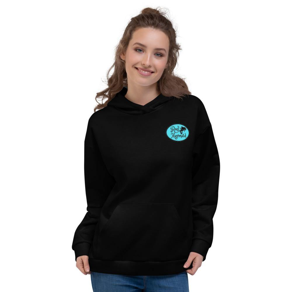 Mahi Reef Reel Mermaid Hoodie - Island Mermaid Tribe