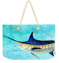 Load image into Gallery viewer, Marlin - Weekender Tote Bag
