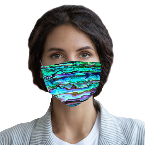 Abalone Face Mask