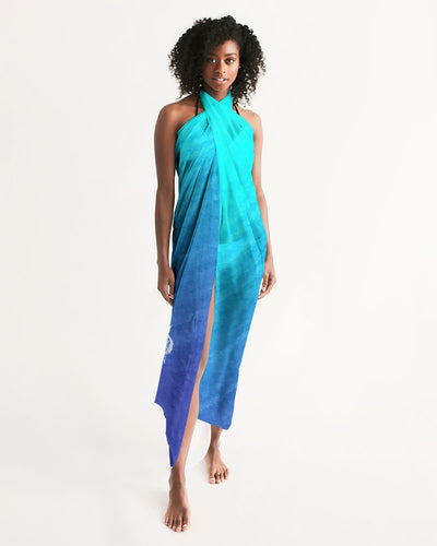 Ombre Sailfish Swim Cover Up