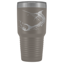 Load image into Gallery viewer, Marlin Laser Engraved Tumbler - 30oz Tumbler