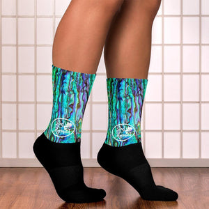 Abalone Socks - Island Mermaid Tribe