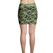 Load image into Gallery viewer, Mermaflage Mini Skirt