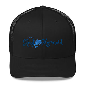 Reel Mermaid Trucker Cap