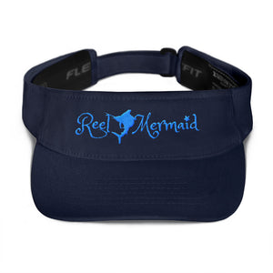 Reel Mermaid Sailfish Visor