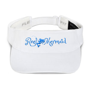 Reel Mermaid Visor