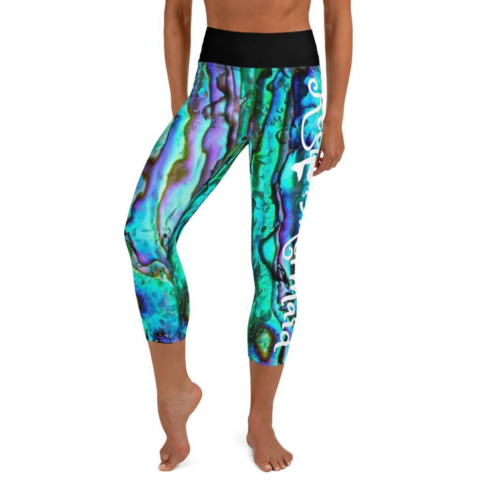 Abalone Capri Leggings