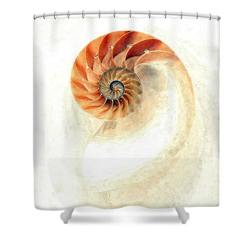 Nautilus - Shower Curtain