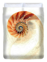 Load image into Gallery viewer, Nautilus - Duvet Cover
