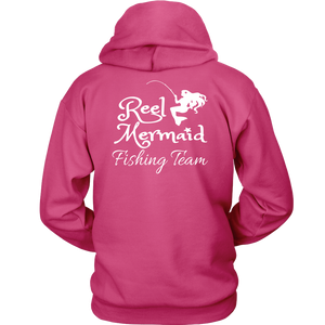 Reel Mermaid Fishing Team Hoodie