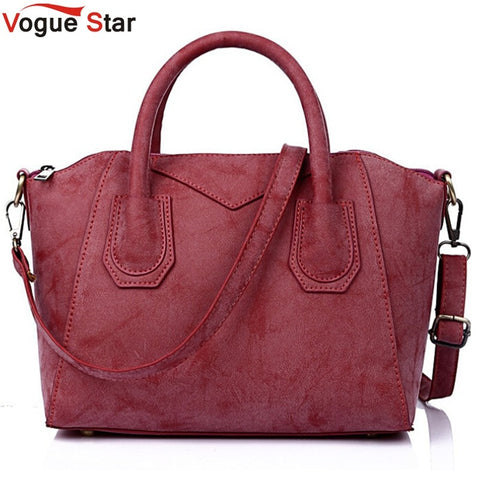 Vogue Star Women handbag for women bags matte leather handbags brand women's