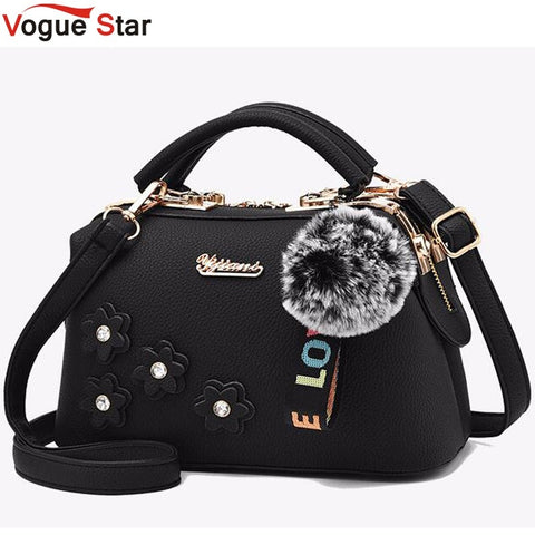 Women Bag Pu Leather Tote Brand Name Bag Ladies Handbag Lady Evening Bags Solid