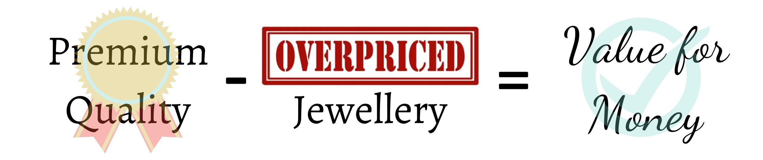 Terbos Jewellery - We Stop The Madness Of Overpriced Jewellery