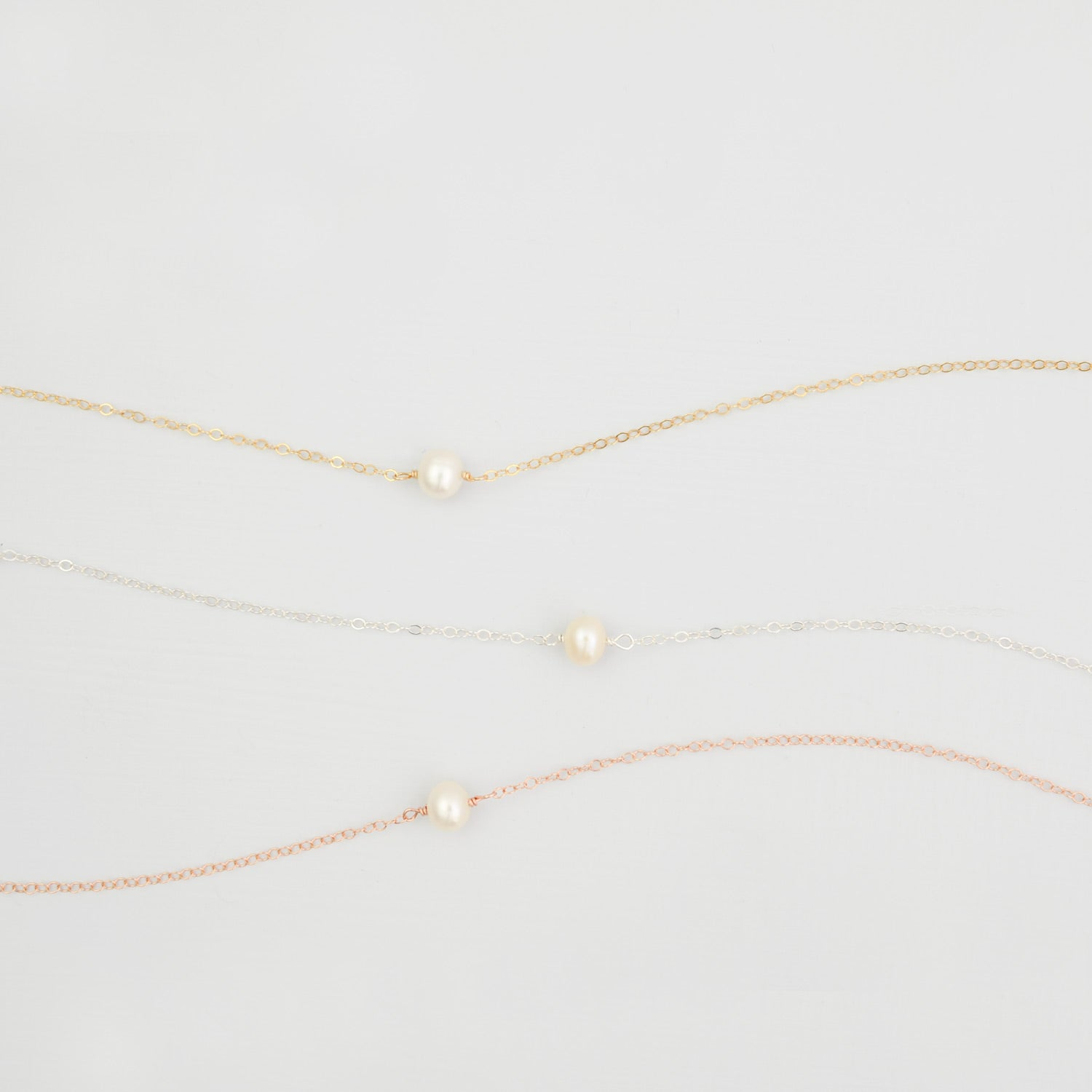 Freshwater Pearl Necklace 'Rhia'