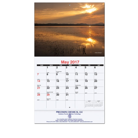 28 Page Calendars