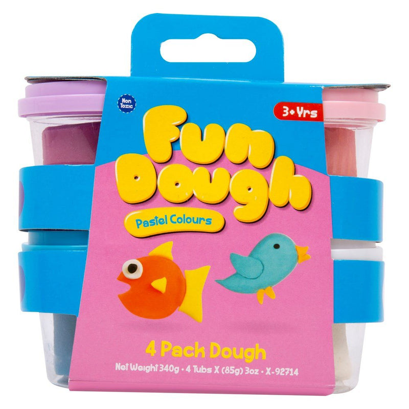 Fun Dough 4 pack