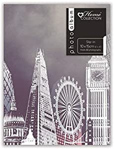 Home Collection 6 x 6inch Photo Album