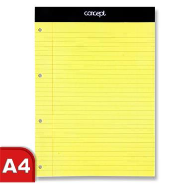 A4 Legal Pad 50 Sheets