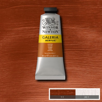 Galeria Acrylic - 60ml Copper