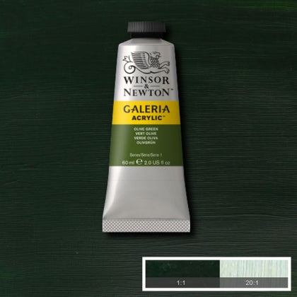 Galeria Acrylic - 60ml Olive Green