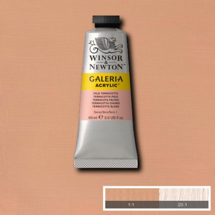 Galeria Acrylic - 60ml Pale Terracotta