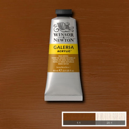 Galeria Acrylic - 60ml Raw Sienna