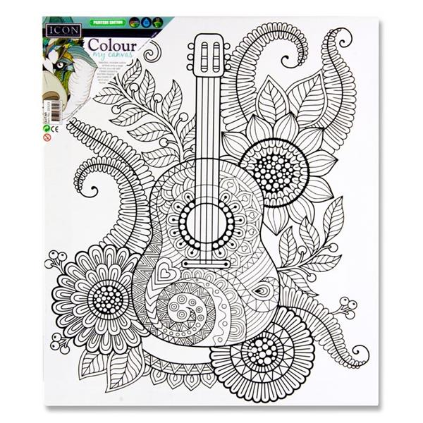 Colour My Canvas (Guitar)