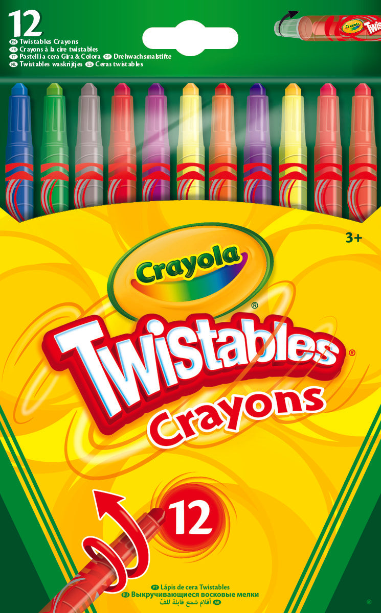 Crayola Twistable Crayons (12 pack)